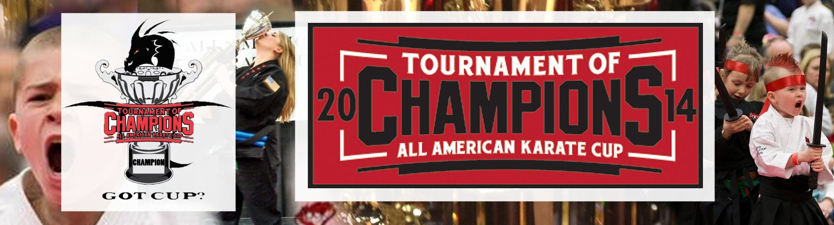 Tournament of Champions All American Karate Cup