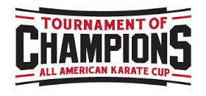All American Karate Cup logo